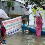 Bangladesh Floods food distribution July 18