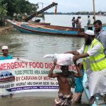 Bangladesh Floods food distribution July 19