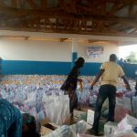 Cameroon Qurbani distribution 2020