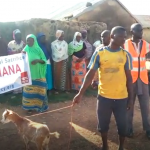 Ghana Qurbani distribution 2020